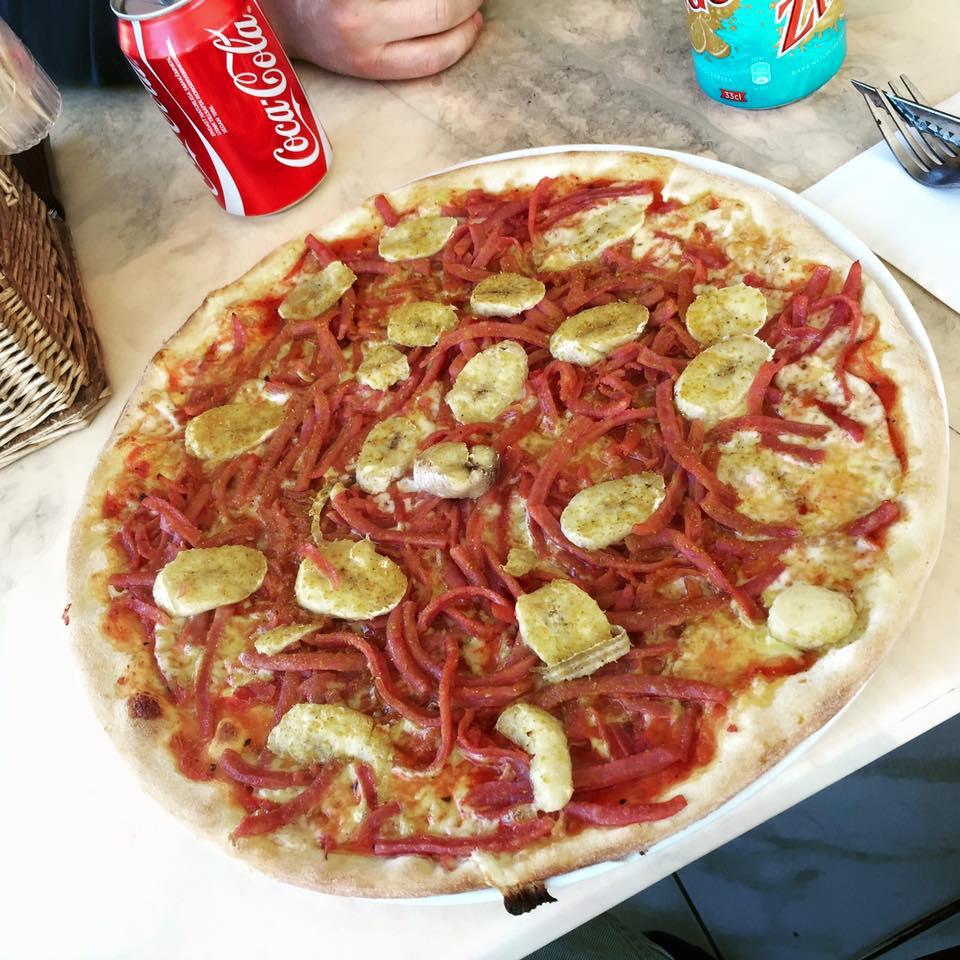 Pizza middag